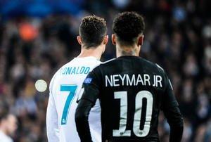 PSG : Cristiano Ronaldo est parti du Real, Neymar le félicite https://t.co/TH7wMAiMH4