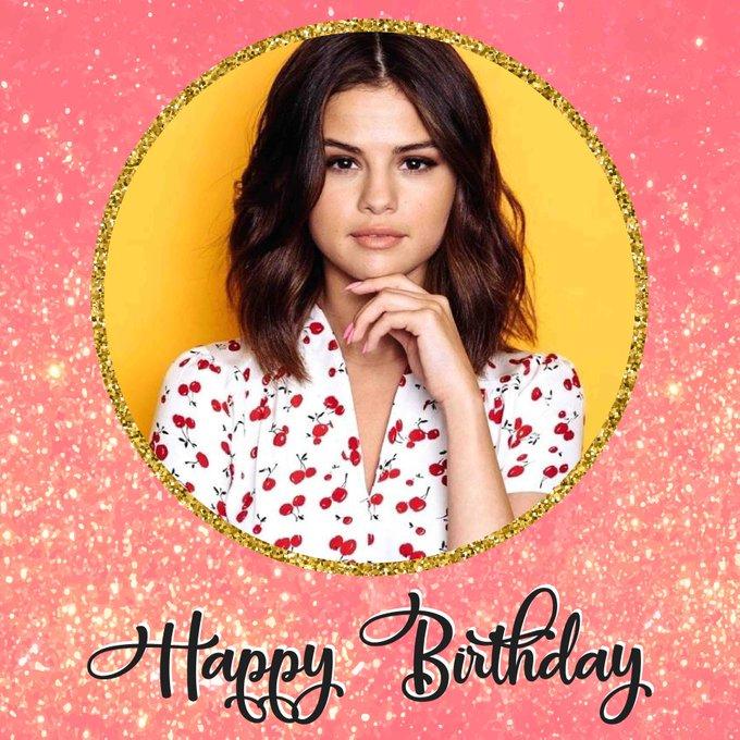 Happy birthday to the stunning star, Selena Gomez!