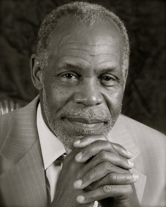 July 22, 1946    Danny Glover Happy Birthday!