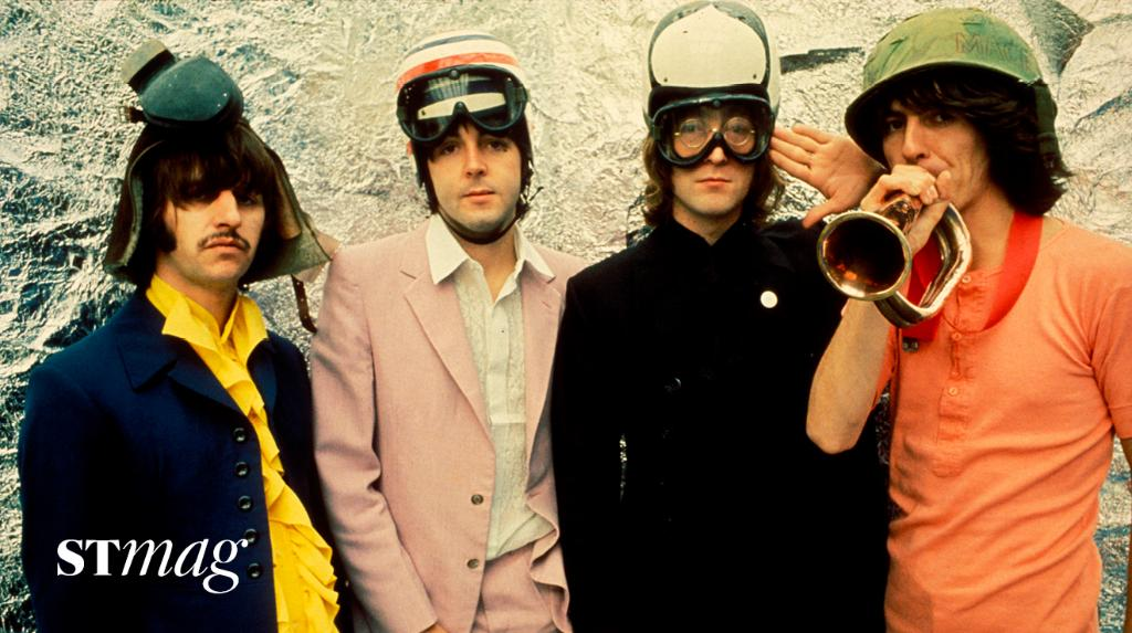 The Sunday Times Magazine On Twitter How The Beatles Unravelled