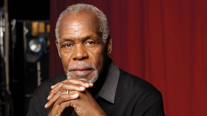 Happy Birthday-Danny Glover