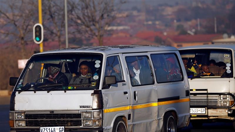Police: 11 killed in attack on taxi drivers in South Africa https://t.co/0sobcK65mG