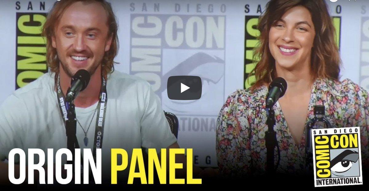 #Origin #SDCC Panel [VIDEO] #ComicCon #SDCC2018 spoiltv.me/2uRozor