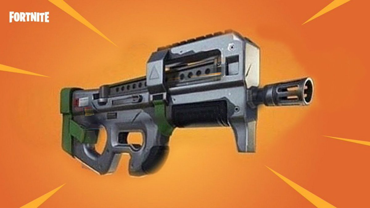 com s tweet breaking brand new compact smg coming to fortnite battle royale view trendsmap - pdw fortnite