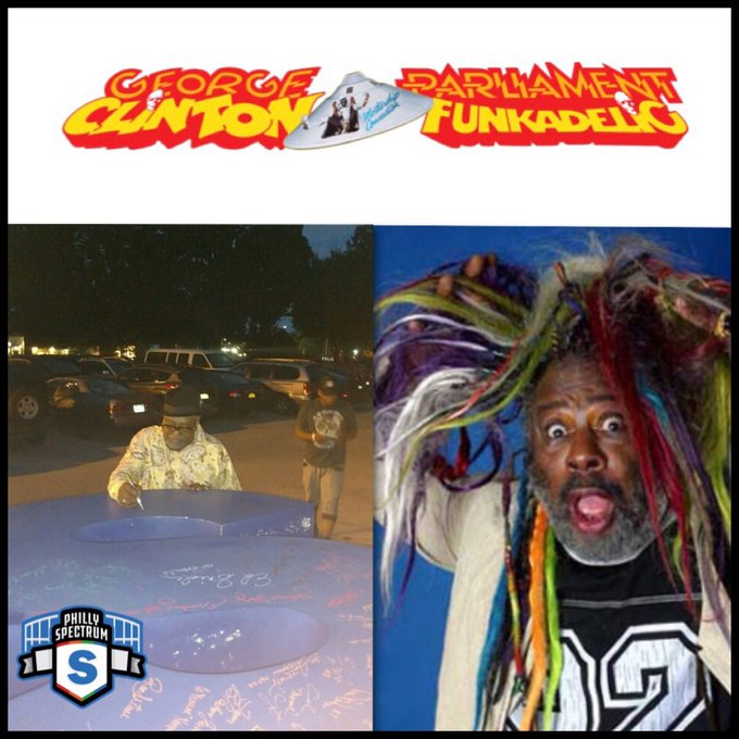 Happy Birthday to Rock and Roll Hall of Famer, Dr. Funkenstein, GEORGE CLINTON (