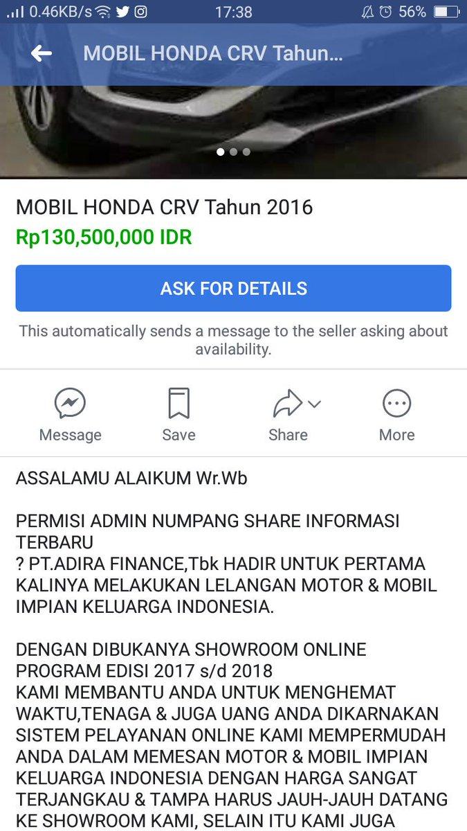 Agung Wasono Achmad On Twitter Ini Pasti Penipuan