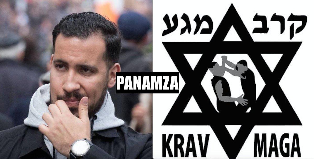 Pistonné par l'israélomane Valls, Benalla pratique le sport favori des extrémistes juifs