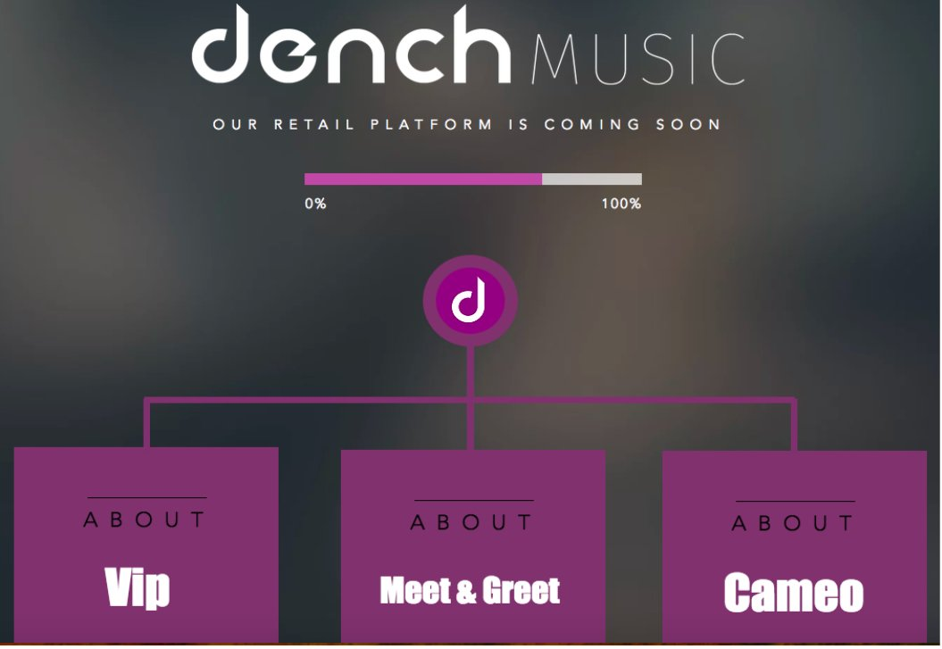 Image result for DENCH MUSIC