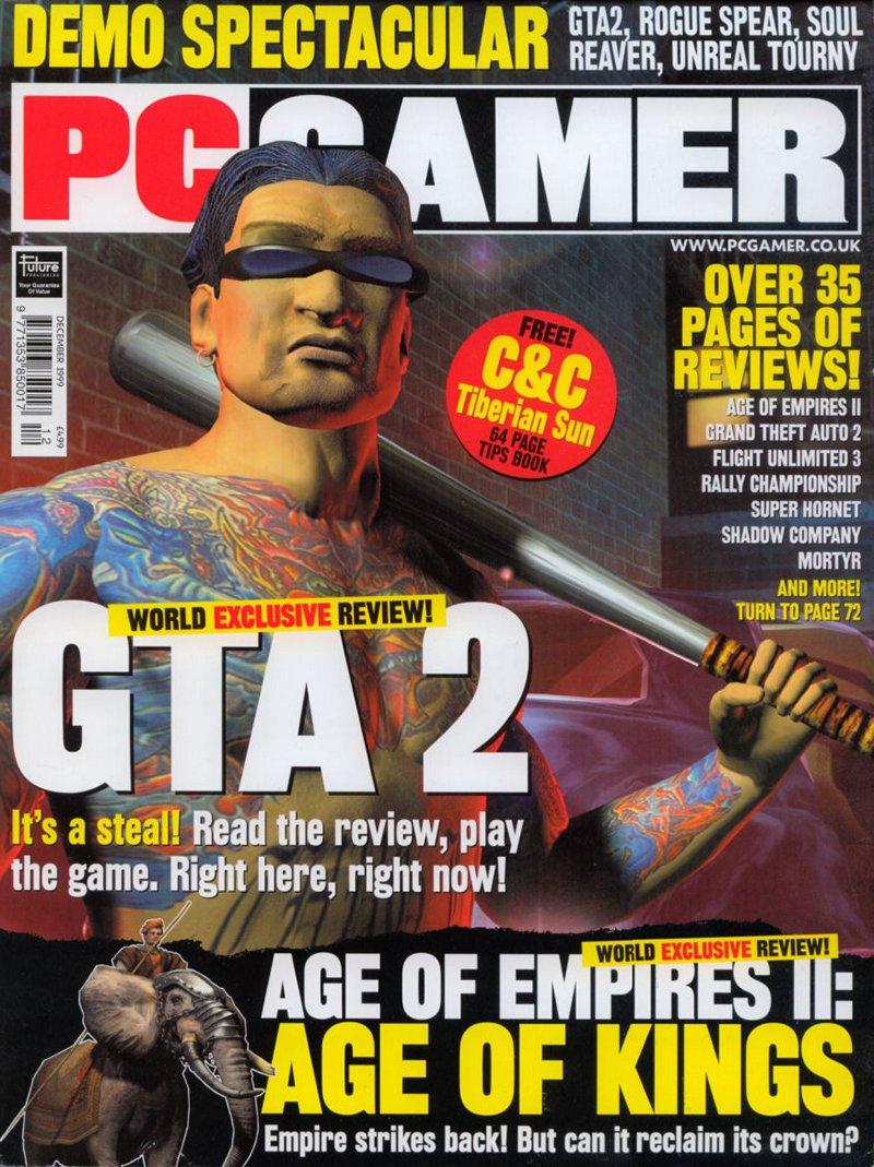 Image result for gta 2 magazine