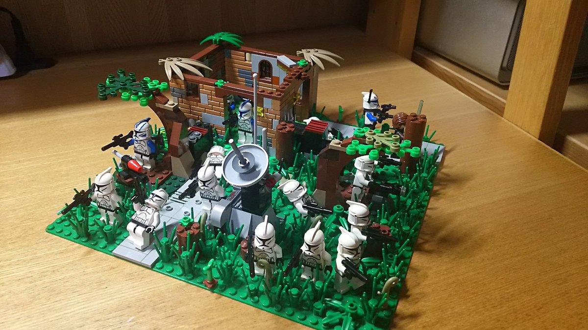 Ο χρήστης LEGO なつめ@クローンスカウトトルーパーの