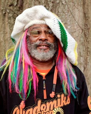 Happy Birthday to the Funk Master, George Clinton