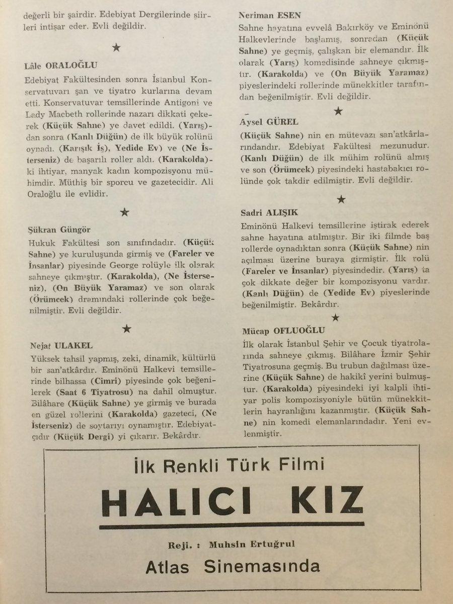 Filmin, rollerin ve aktörlerin tarihi: Elmas Kol