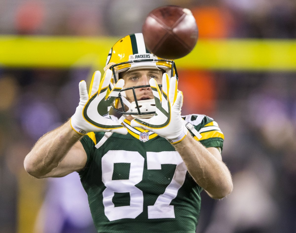 New on CheeseheadTV: I am Going to Miss Jordy Nelson This Season dlvr.it/QcND2x