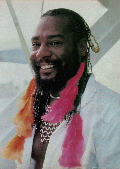 This is the day the funk was made.   Happy Birthday George Clinton, We-Funk-U!