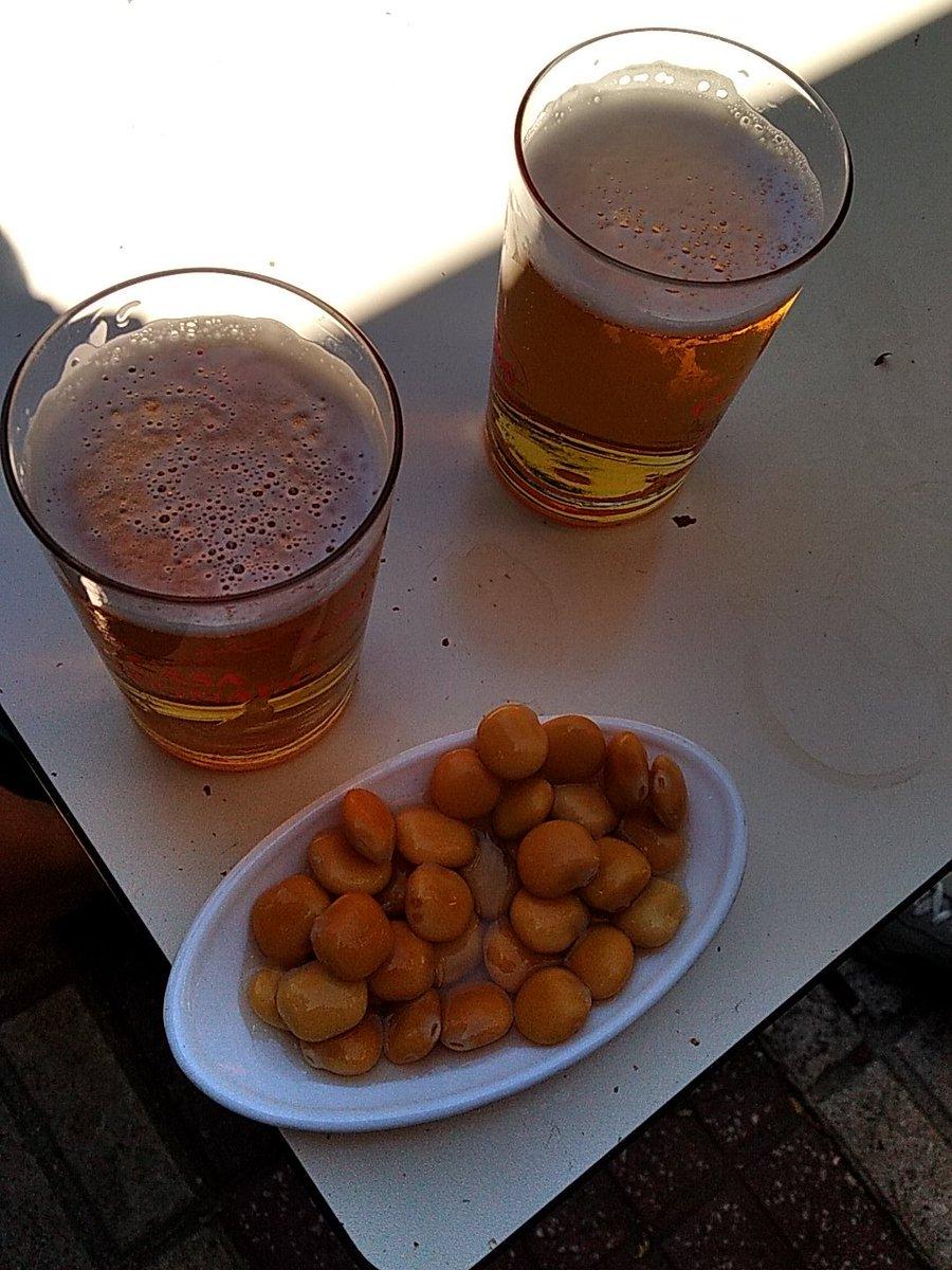 Tal vez la mejor cerveza de Sevilla. Casa Coronado.