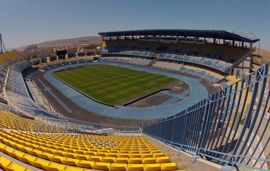 🏟 | OFFICIEL ! La Supercopa de España 2018 se jouera le dimanche 12 août prochain à 22h au Stade Ibn-Batouta (Tanger - Maroc) entre le Barça et Sevilla. #FCBLive #SupercopaEspana