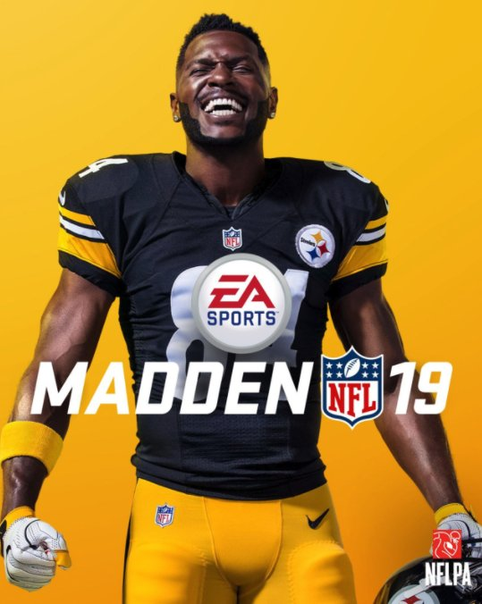 Every @EAMaddenNFL cover EVER.  Now featuring... @AB84! https://t.co/upTIB6t9IF #Madden19 https://t.co/GevEjtHFmq