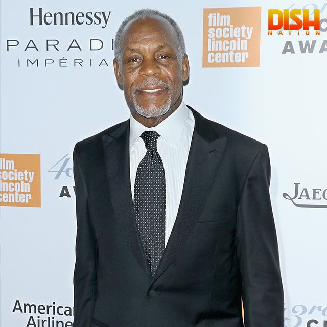 Happy 72nd Birthday to Danny Glover!!