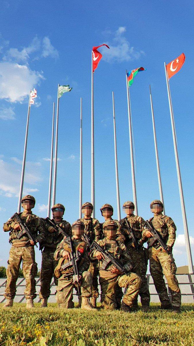 Спецназ Турецкой Республики Северного Кипра
