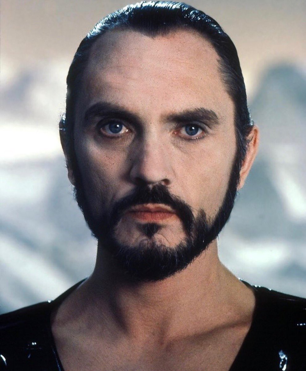 Happy 80th Birthday Terence Stamp.