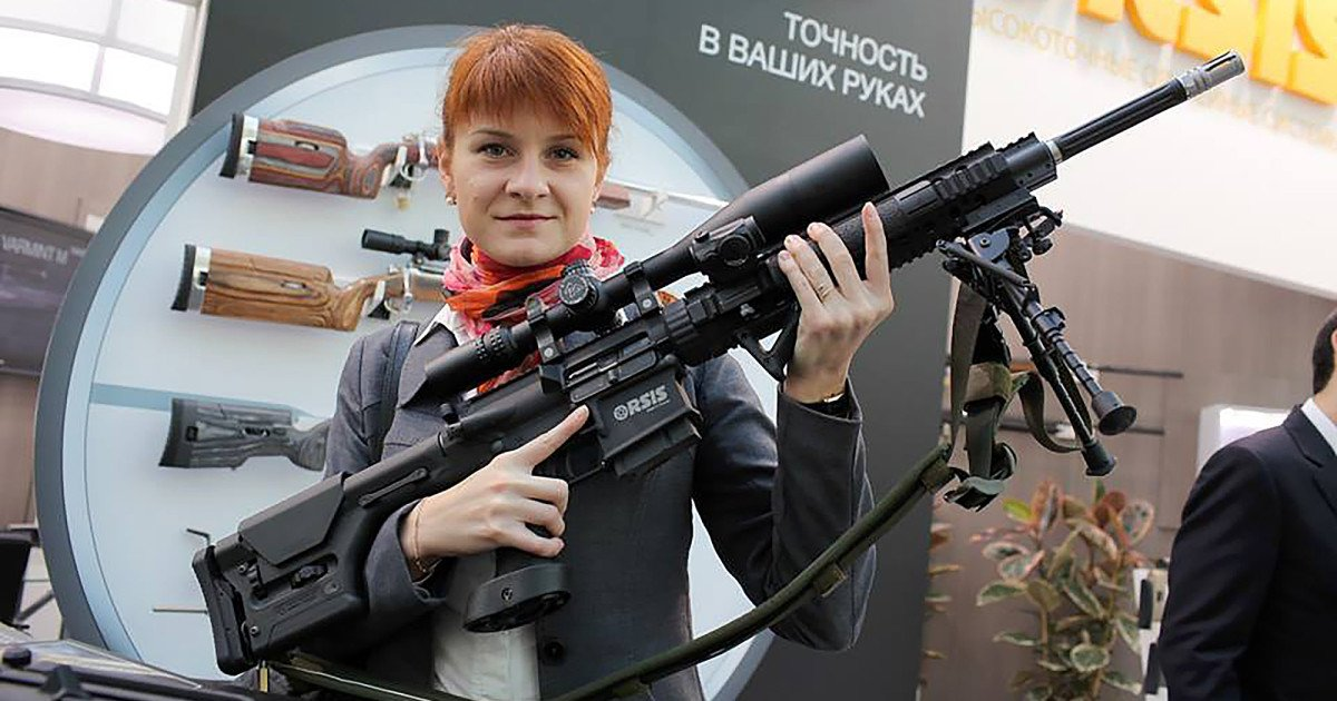 The NRA's silence about accused Russian spy Maria Butina is deafening https://t.co/dvjrVzR2cq https://t.co/pKSUo7BHYJ