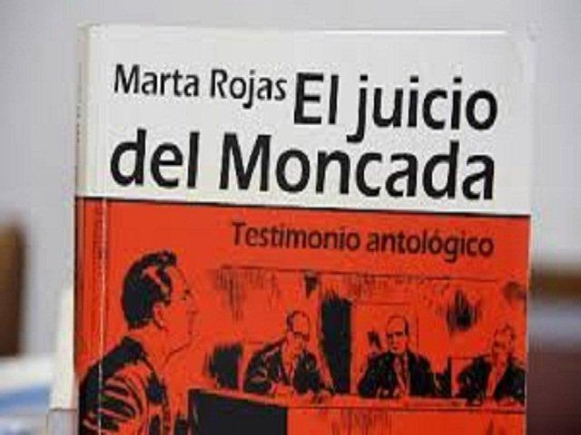 El juicio del Moncada, en las librerias de Cuba