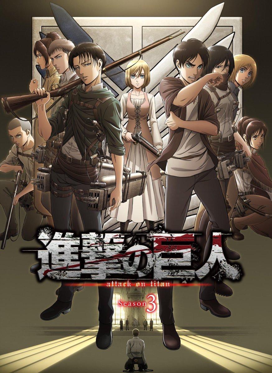 アニメ「進撃の巨人」公式アカウント's photo on #shingeki
