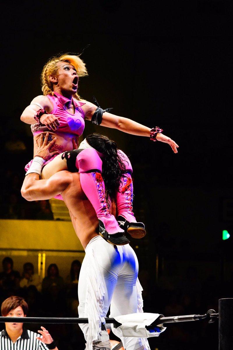 "Dragon Gate:""Kobe PW Festival"" Masato Yoshino defiende su cinturón 4"