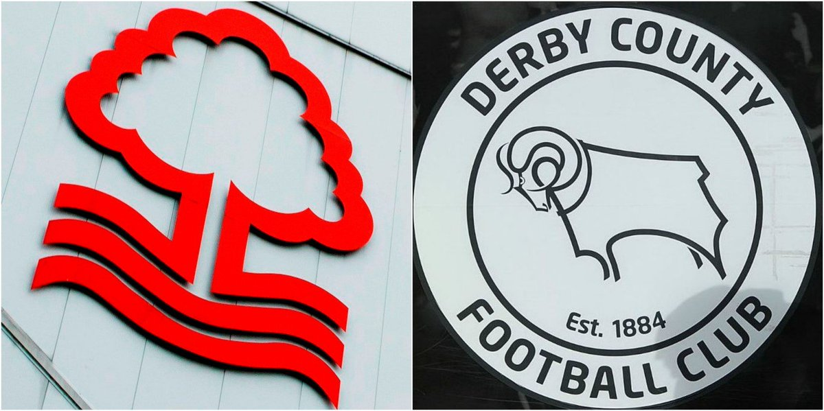 Who finishes higher in the Championship next season?  RT - Nottingham Forest ❤️ - Derby County  #NFFC #DCFC