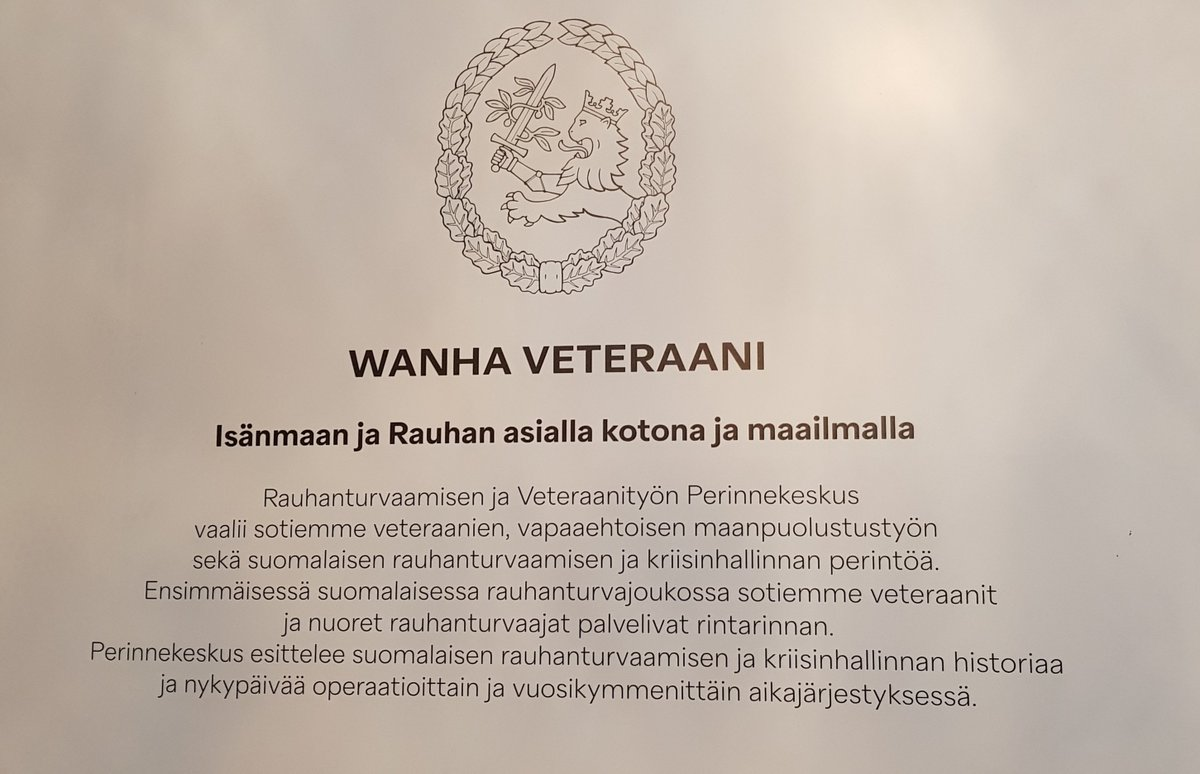 Wanha Veteraani