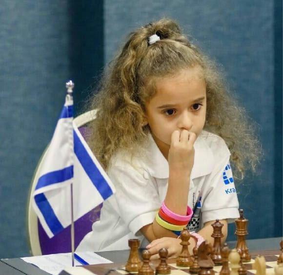 Resultado de imagen de Liel Levitan ajedrez imagenes