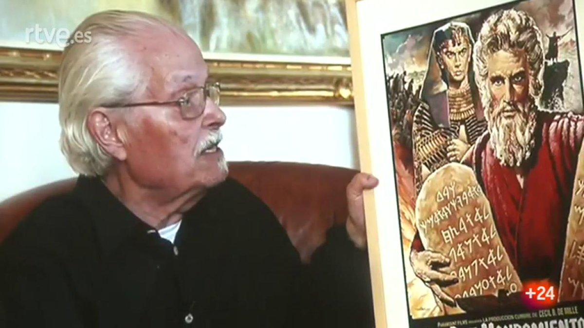 Ha muerto a los 92 años Macario Gómez, cartelista de Hollywood. Nacido en Reus,Tarragona, fue conocido artísticamente como Mac DEP