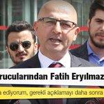 Fatih Eryılmaz Twitter Photo