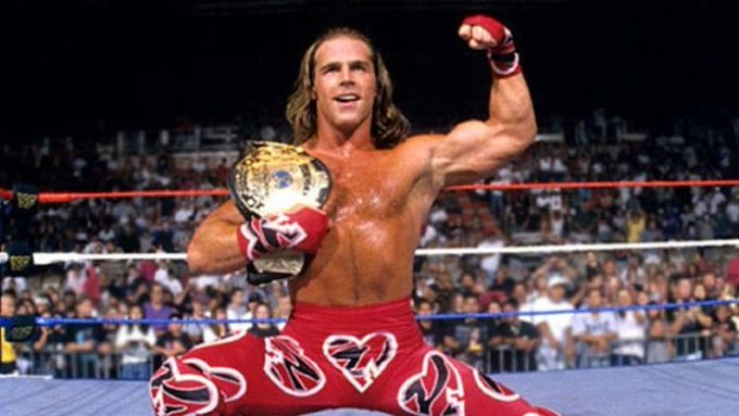 Happy 53rd birthday to Hall of Famer Shawn Michaels.