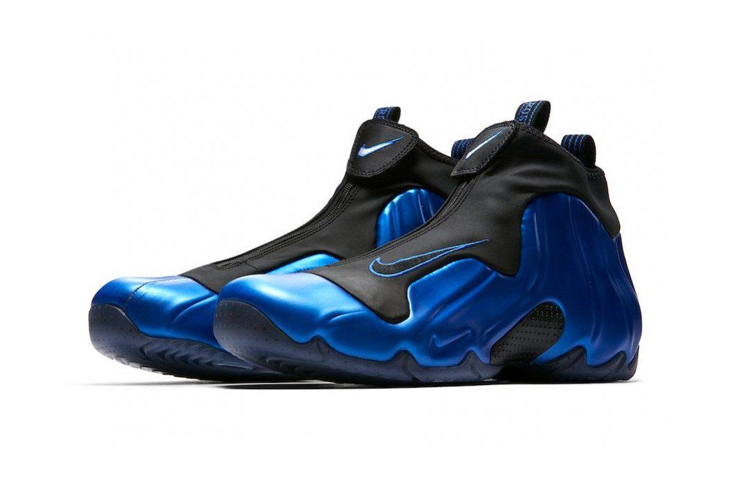 312188a7096 The Nike Air Flightposite releases July 28 for   200pic.twitter.com Whk4MfpJ5i