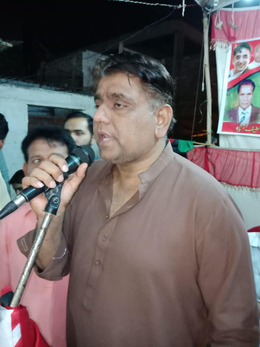Rameez Rajput's tweet -