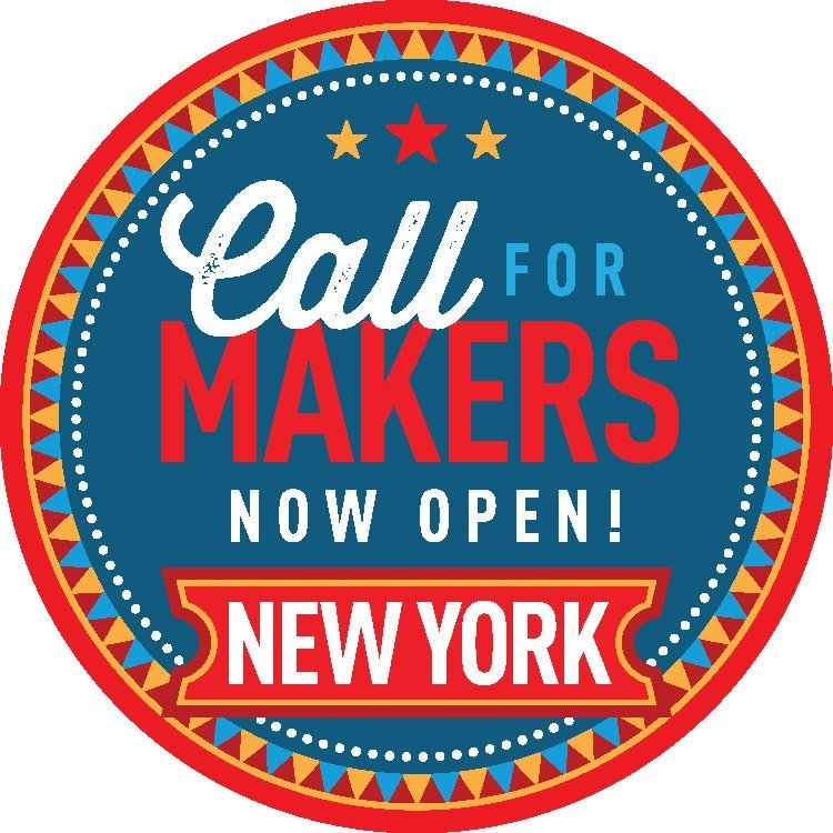 Call for Makers Presenters & Performers CLOSES TONIGHT for World  NY #MakerFaire(Sept 22/23).  Submit your application today for a chance to share what you make with the largest DIY festival on the East Coast!  https://t.co/YHt5Twdhkb