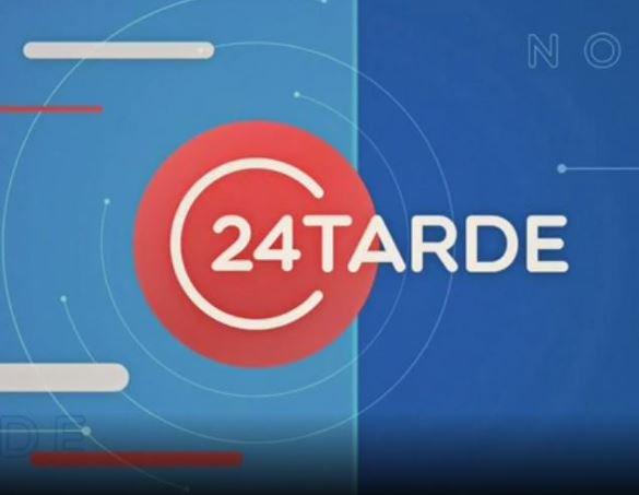 AHORA   Comienza una nueva edición de #24tarde junto a @TV_DanielS y @andreapinorojas EN VIVO https://t.co/4y0QHh1IBh