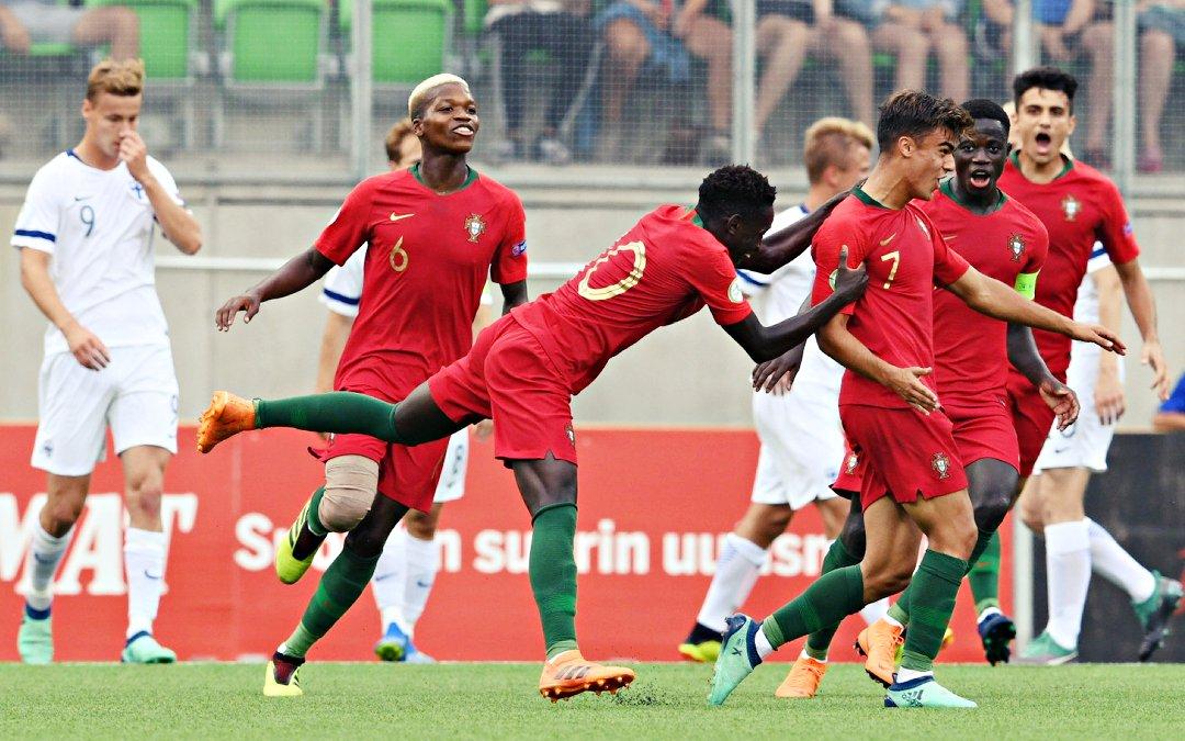 Сборная Португалии – фаворит матча Евро-2018 против Украины U-19