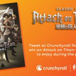 #AttackOnTitan Twitter Photo