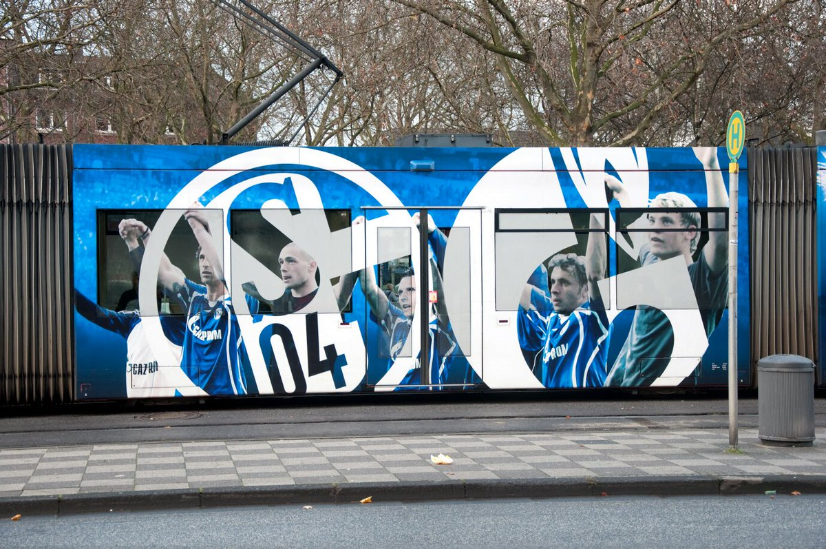Schalke Graffiti