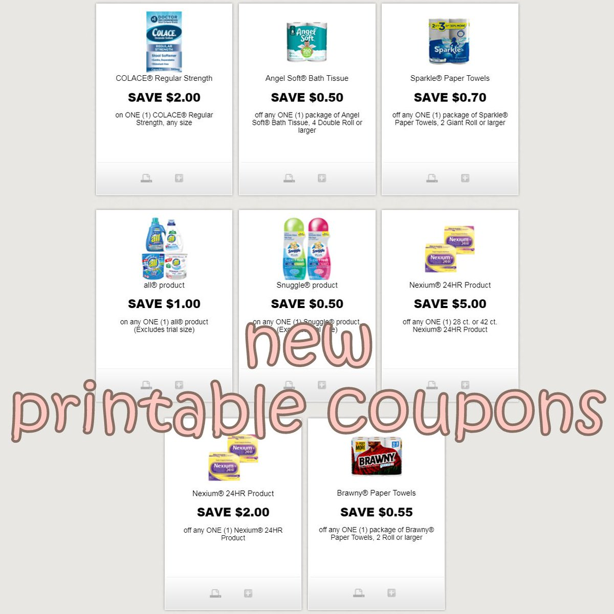 image regarding Sparkle Coupons Printable identify i 💟 coupon codes upon Twitter: \