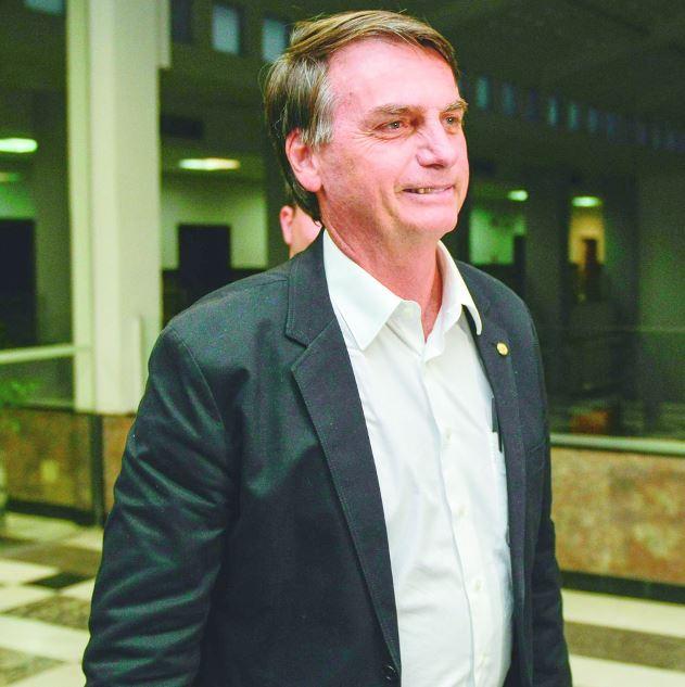 Bolsonaro diz que Geraldo Alckmin uniu 'a escória da política brasileira' https://t.co/jEpWsBj0dq