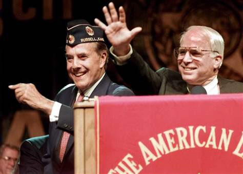 Happy birthday to my dear friend @SenatorDole - a true American hero!