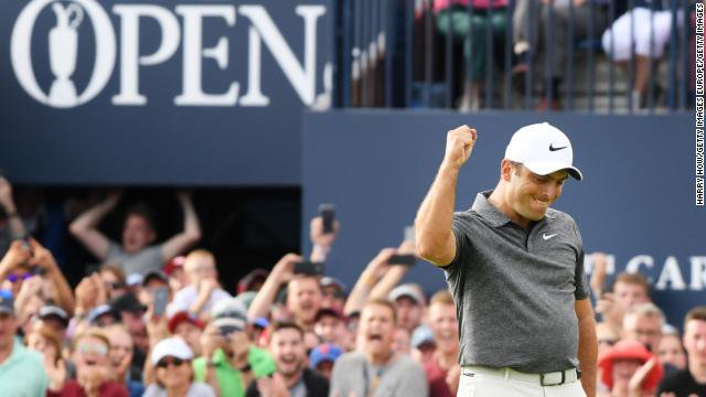 Francesco Molinari became the first Italian man to win a major golf tournament with a victory in the British Open https://t.co/zuxNiK7mNZ
