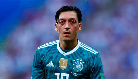BREAKING Mesut Ozil announces his retirement from Germany national team https://t.co/veaDp3u7qR