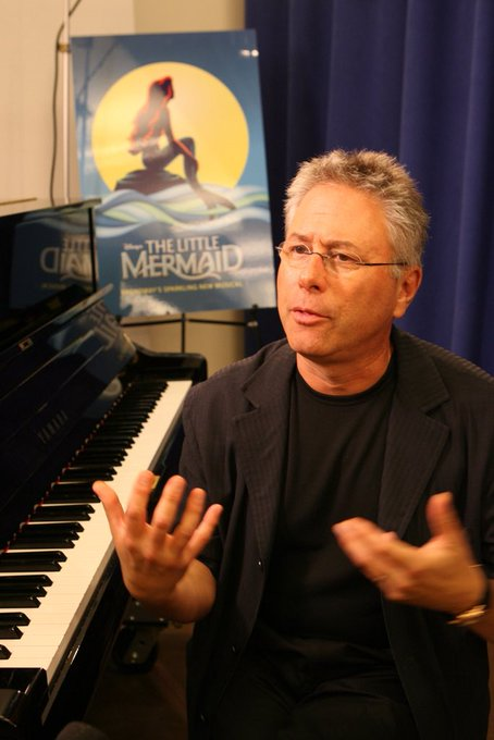 Happy 69th Birthday to Alan Menken! The composer for the music in many Disney movies.