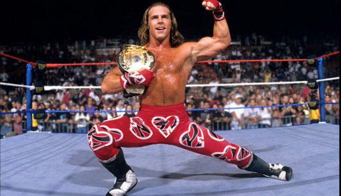 Happy 53rd Birthday to Shawn Michaels! The retired WWE person.