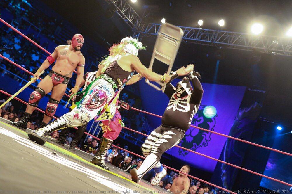 Resultados AAA vs. Elite; la sorpresa fue Puma King 3