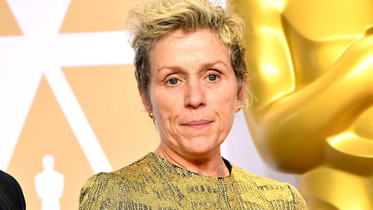 Frances McDormand to voice God in @Amazon's 'Good Omens' https://t.co/U8PzET4maE https://t.co/BX0loLijVd